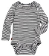 Tea Collection Stripe Cotton Bodysuit (Baby)