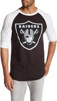 Junk Food Clothing Oakland Raiders Raglan Tee
