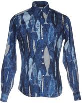 Boglioli Shirts - Item 38617486