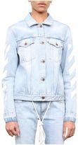 Off-White Diagonals Denim Jacket
