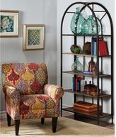 Home Decorators Collection Vintage Park 36.5 in. W Rust/Painted 5-Shelf Bookcase