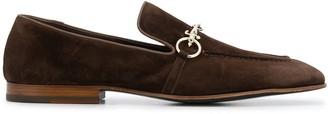 Cesare Paciotti Horsebit-Embellished Loafers