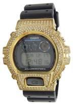 Casio G Shock DW-6900 1289 Rubber & Plastic Quartz 44.5mm Mens Watch