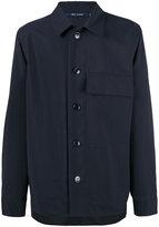 Sofie D'hoore shirt jacket - men - Wool - 44