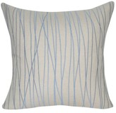 Loom & Mill Embroidered Stripe Throw Pillow