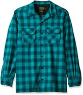 Pendleton Men's Big and Tall Long Sleeve Board Shirt