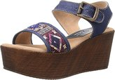 Sbicca Women's TAMPA Wedge Sandal
