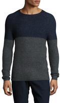 Antony Morato Colorblock Crewneck Sweater