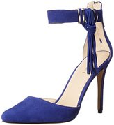 Nine West Women's Everafter Suede Dress Pump