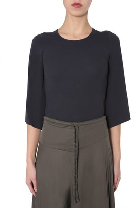 Lemaire Round Neck Top
