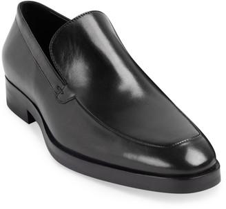 Paul Stuart Men's Nantes Shiny Leather Loafers