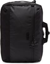 Master-piece Co Black Nylon Slick Three-way Briefcase
