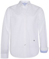 Pepe Jeans Davon Cotton Print Shirt in a Slim Fit