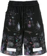 Off-White Diag Galaxy shorts