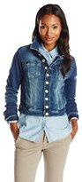 Jag Jeans Women's Savannah Jacket In Dark Whale