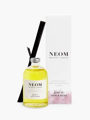 Neom Organics London Complete Bliss Diffuser Refill, 100ml