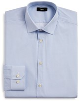 Theory Ring Print Regular Fit Dress Shirt