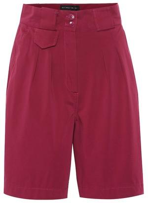 Etro Stretch-cotton shorts