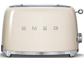 Smeg 2 Slice Toaster - White