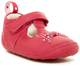 Clarks Ida Sparkle T-Strap Shoe (Baby & Toddler)