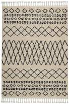 Nourison Moroccan Marrakesh Lattice II Shag Rug