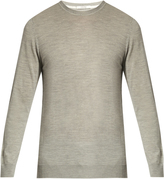 ADAM by Adam Lippes Crew-neck wool sweater