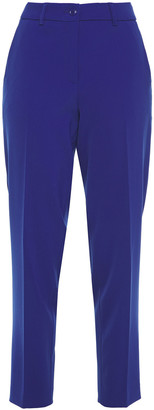 Boutique Moschino Stretch-cady Tapered Pants