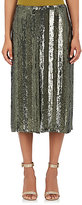 Nina Ricci WOMEN'S EMBELLISHED SLIM MIDI-SKIRT