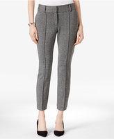 Bar III Slim Tweed Pants, Only at Macy's