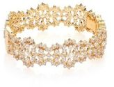 Adriana Orsini Ophelia Faceted Bangle Bracelet