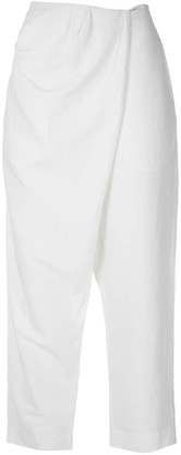 Uma | Raquel Davidowicz Male draped trousers