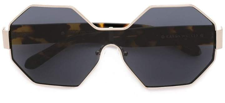 Karen Walker 'Star City' sunglasses