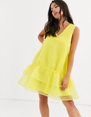Résumé Resume Peru sleeveless mini dress