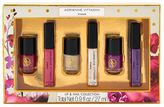 Adrienne Vittadini 6-pc. Lip Gloss & Nail Polish Set