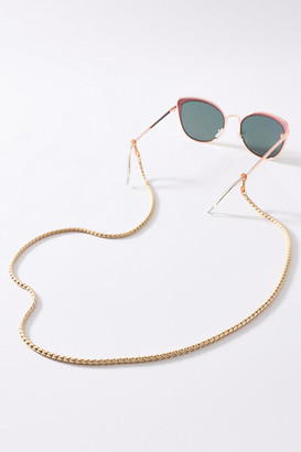 Anthropologie Libby Sunglasses Chain By in Gold