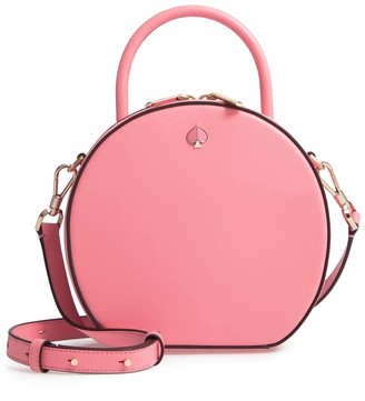Kate Spade Andi Canteen Leather Crossbody Bag