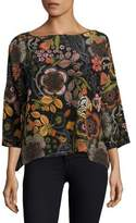 M Missoni Camicia Silk Blouse