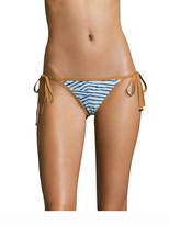 Vix Paula Hermanny Dune Piping Tie Full Bikini Bottom