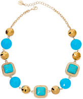 JCPenney MONET JEWELRY Monet Gold-Tone Multi-Beaded Collar Necklace