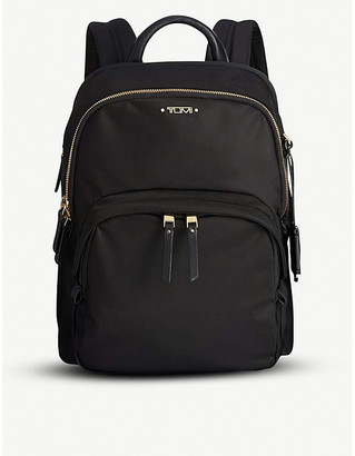 Tumi Dori leather backpack