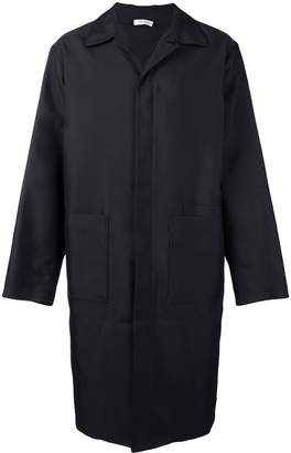 Jil Sander oversized single-breasted coat