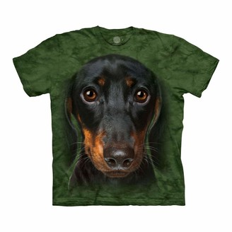 The Mountain Unisex-Adult's Dashcund Face