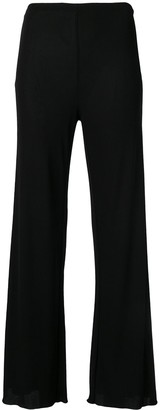 Jean Paul Gaultier Pre-Owned 1990's flared trousers