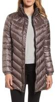 Bernardo Women's Packable Thermoplume Coat