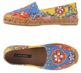 Dolce\u0026gabbana Espadrille Shoes | Shop