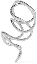 Jennifer Fisher Small Chaos Silver-plated Ear Cuff - one size