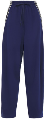 See by Chloe Striped Crepe Track Pants