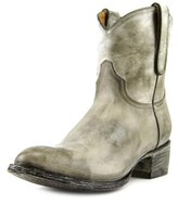 "Old Gringo Drasen 7"" Women Pointed Toe Leather Gray Western Boot."