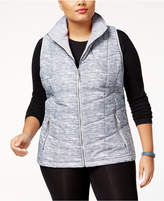 Ideology Plus Size Ombre Vest, Created for Macy's