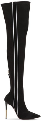 Ernesto Esposito 105mm Stretch Over The Knee Boots